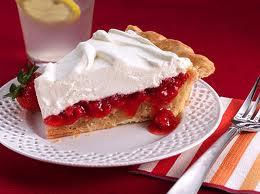 Десерты с земляникой: земляничный пирог и земляничный мусс