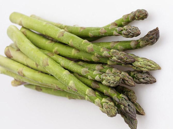Заготовка и применение спаржи. Какие содержит спаржа витамины?